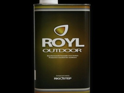 Outdoor Olie, 1 liter - Outdoor - Royl