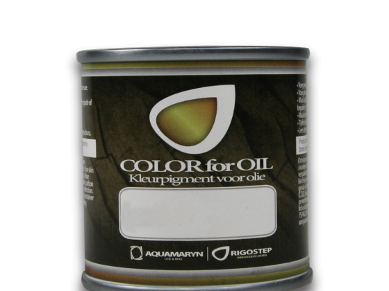 00 Blank - Colour for Oil - Royl