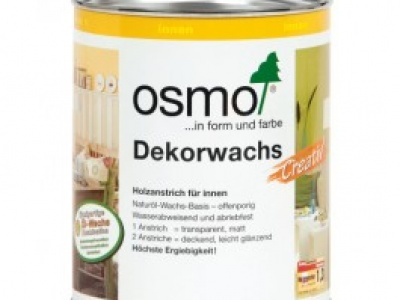 3132 Grouwbeige ca Ral 1019 0,125l - Decorwas Creativ - Osmo