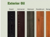 Exterior Oil Antraciet