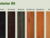 Exterior Oil Walnoot