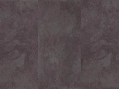 Rustic Slate Black - iD Inspiration Tile - Tarkett