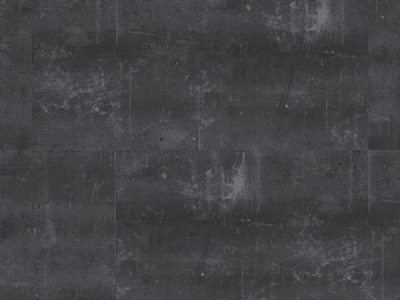 Composite Black - iD Inspiration Tile - Tarkett