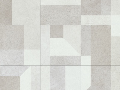 JUMBLE STONE 46140           - Impress Square Tile - Moduleo