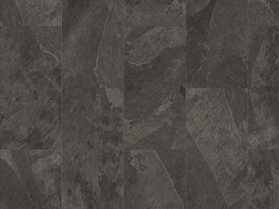 MUSTANG SLATE 70948     - Impress Tile Click - Moduleo