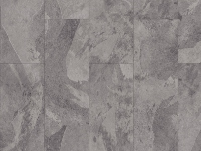 MUSTANG SLATE 70928         - Impress Tile Click - Moduleo