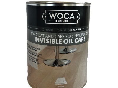 No1 Invisible Oil Care 1L - Invisible Oil Care - Woca