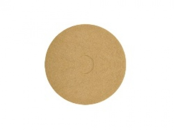 "Pad  beige 25 mm 16"" - machinepads  - Woca"
