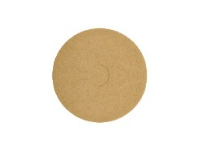 "Pad beige 8 mm 13"" - machinepads  - Woca"