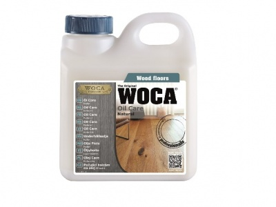 Oil Care wit - Oil Care - Woca