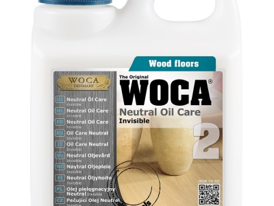 Oil Care wit 1L - Oil Care - Woca