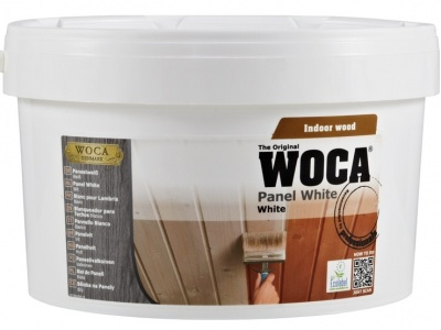 Panel White extra wit 0,75L - Panel White - Woca