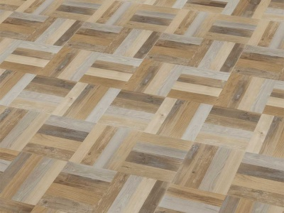 400 - Squared Wood Tile 0,40 - Belakos