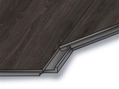 Anthracite oak - VINYLUXE - HDM